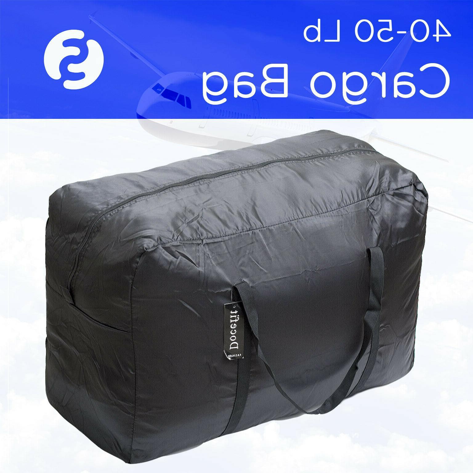 cargo duffle travel bag tote maletin de