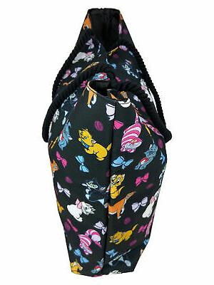 Officially Licensed Disney Tote Bag Carry-on Cheshire