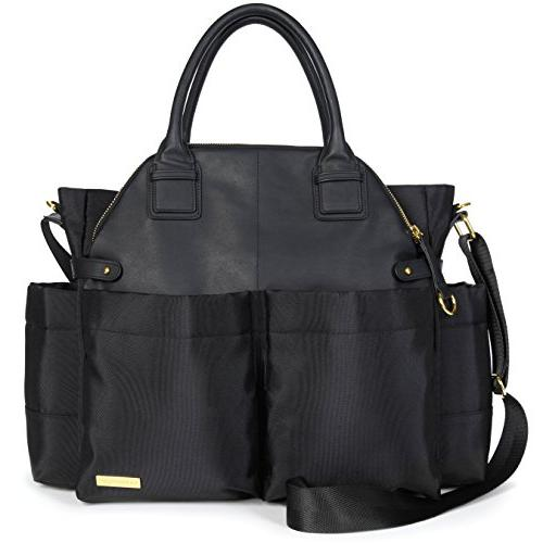 chelsea downtown chic diaper satchel