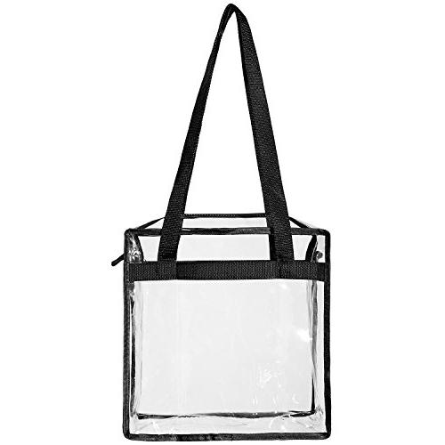 """PGA Stadium Approved The with Closure is Perfect for Work, Games.Cross-Body Messenger Shoulder w Strap -12"""" X 12"""" X"""