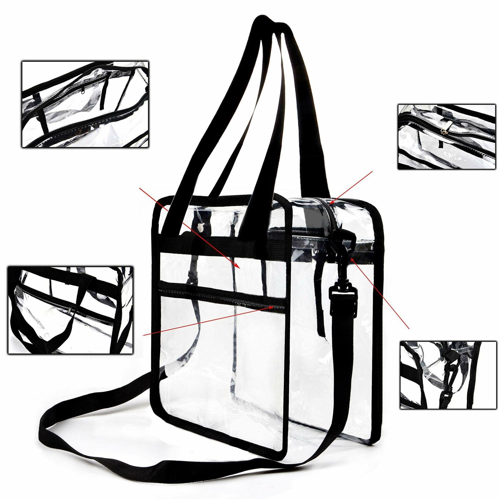 Clear Tote School Work Up to