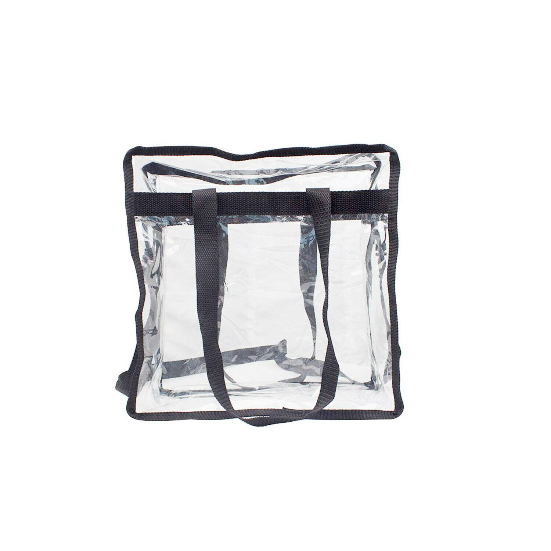 Clear Bag Shoulder Straps Transparent Purse Strong