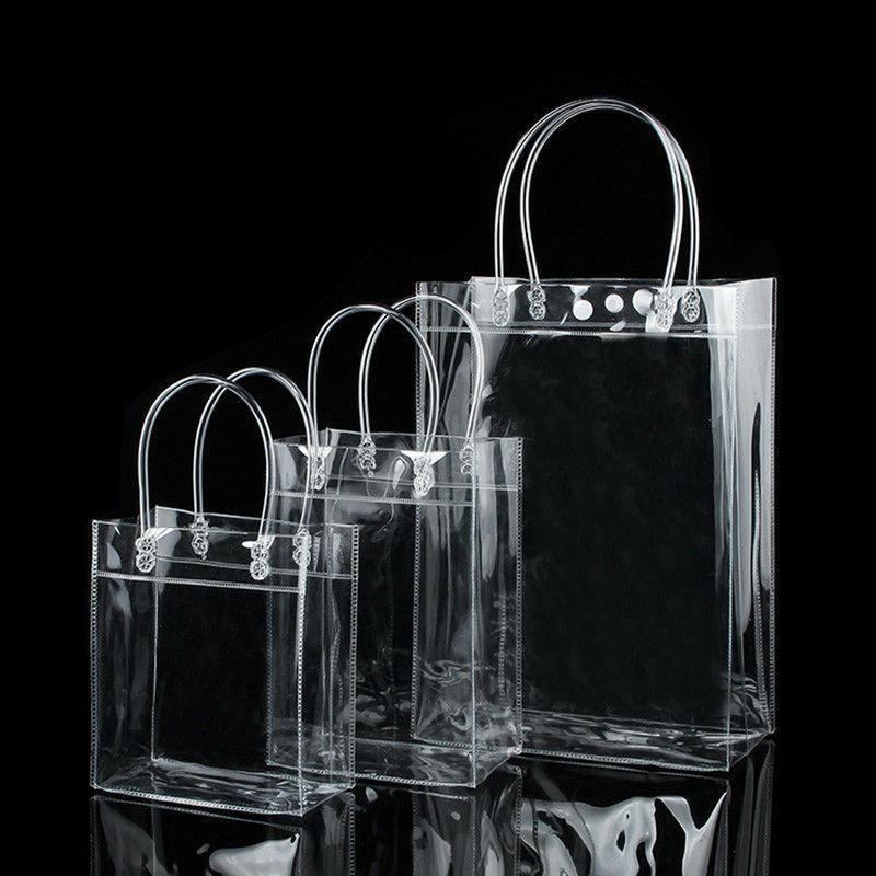 Shoulder Handbag PVC Plastic
