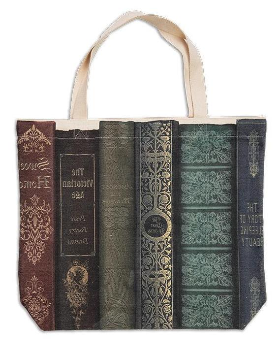 co old book tote bag canvas jane