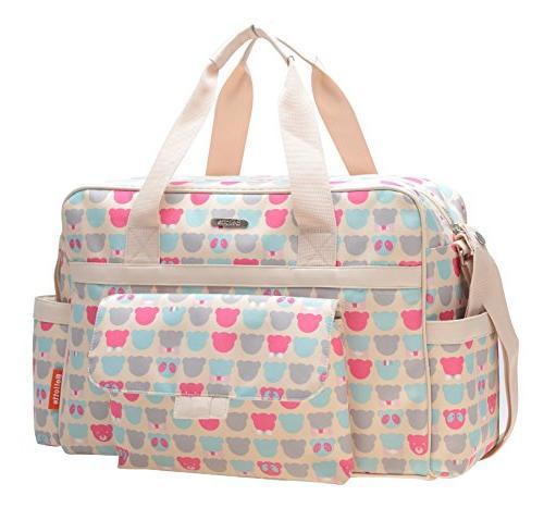 Bellotte Tote Bag, Polyster,
