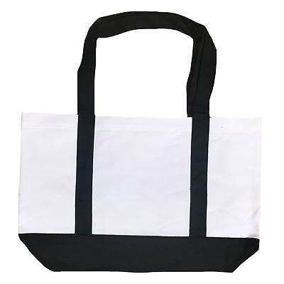 Cotton Canvas Shopping Kitchen Bags Gusset