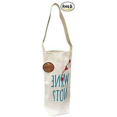 Cotton Reusable Grocery Bags Canvas Made Kitchen