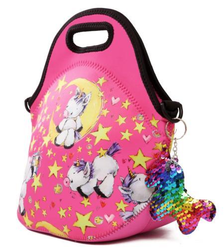 Debbieicy Cute Unicorn Bag with Tote Shoulder Bags