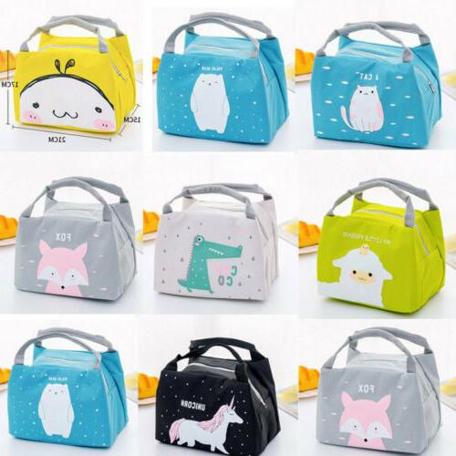 Cute Women Kids Bag Cooler
