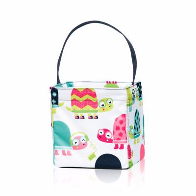 Thirty one mini Littles carry all caddy utility bag 31 gift in Topsy Turtles new