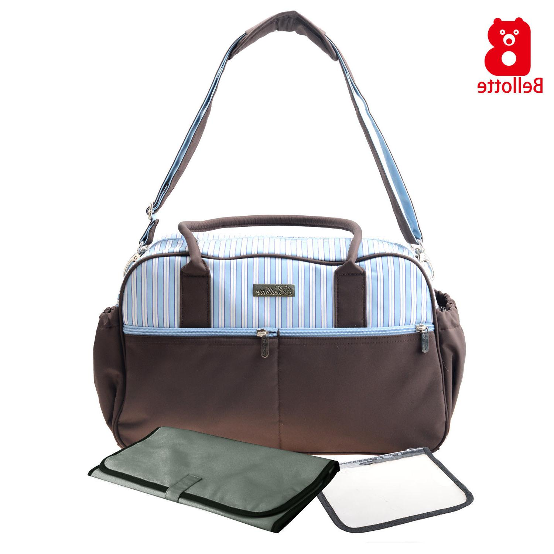 Diaper Tote Bags - Multi-Function Waterproof Travel Tote Bag