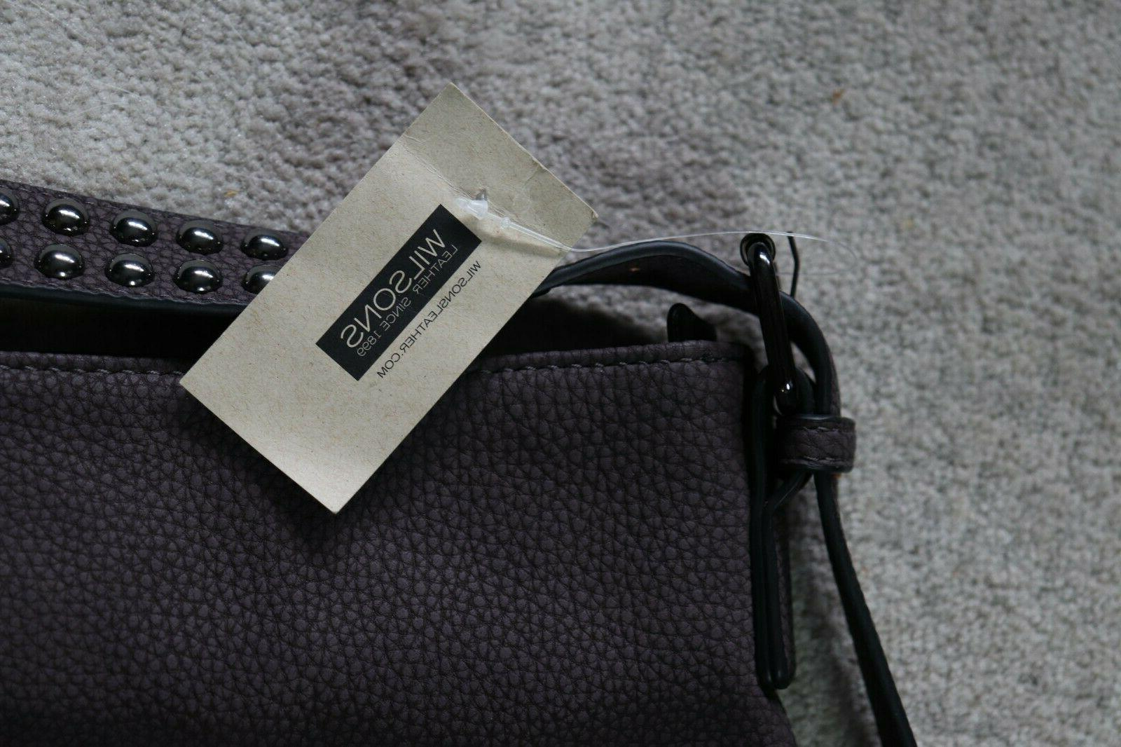 Wilsons Leather Bag size New with Retail