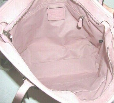 Coach F58846 Top Zip Bag Pink $298