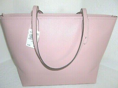 Coach F58846 Zip Bag Pink