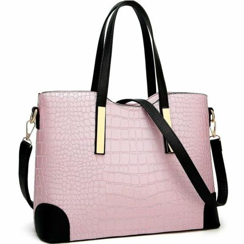 Fashion Satchel Shoulder Purses Top Handle Bags Tote New