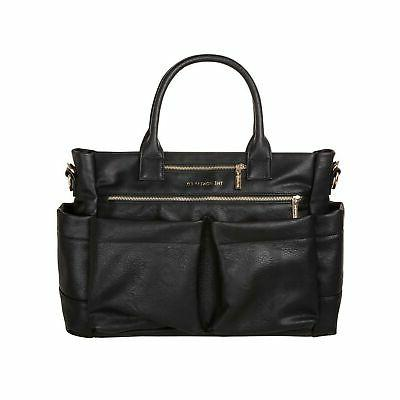 Infant Girl's The Honest Company 'Everything' Faux Leather D