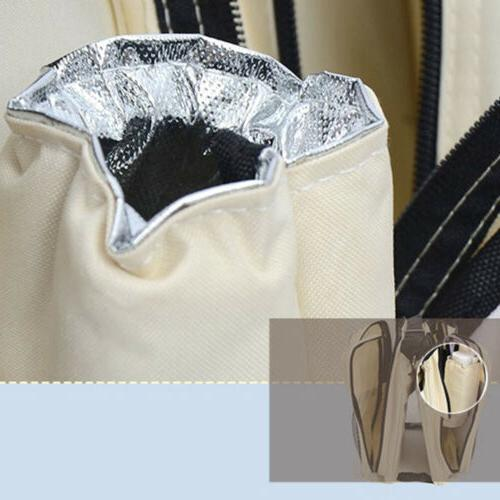Foldable 3 in Diaper Bag Travel Bassinet Baby
