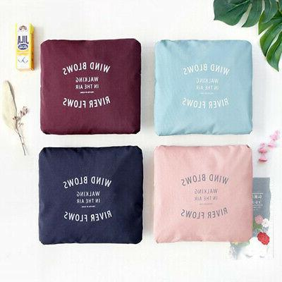 Foldable Bag Storage Pouch Tote Bags Call
