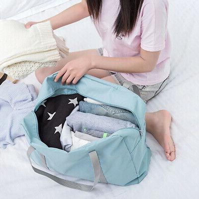 Foldable Duffel Bag Luggage Storage Waterproof Pouch Tote Call
