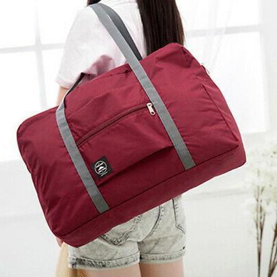 Foldable Duffel Bag Storage Waterproof