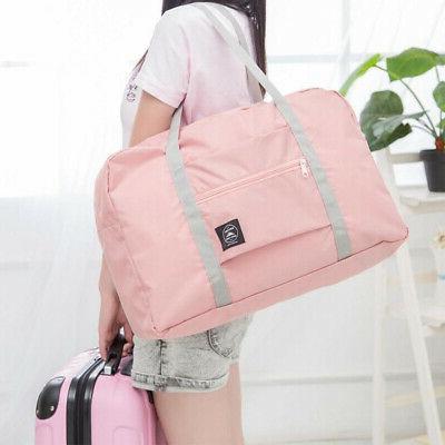 foldable duffel bag luggage storage bag waterproof