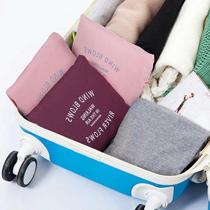 Foldable Large Luggage Waterproof Travel Pouch