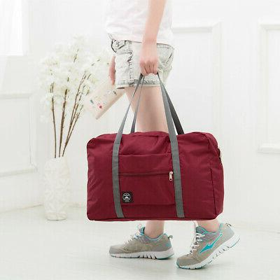 Travel Bag Luggage Storage Waterproof Pouch Tote Bag