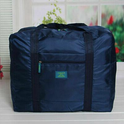 Foldable Large Luggage Storage Bag Travel
