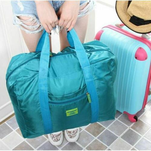 Foldable Luggage Storage Waterproof Travel Pouch