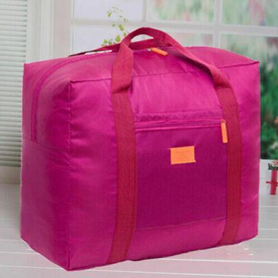 Foldable Duffel Luggage Storage Bag Travel