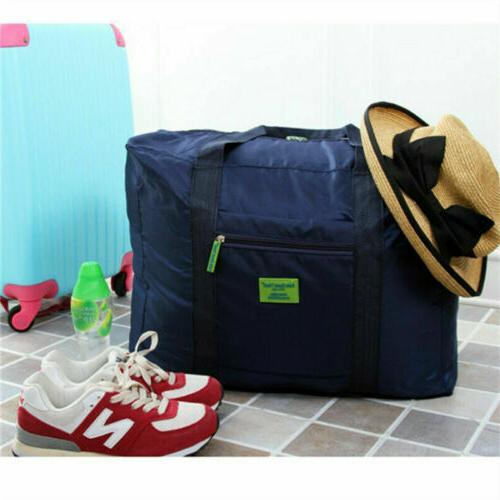 Foldable Bag Luggage Storage Travel Pouch