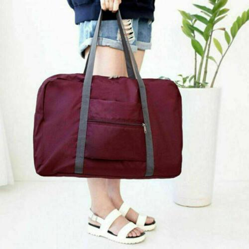 Foldable Large Duffel Luggage Waterproof Pouch Tote