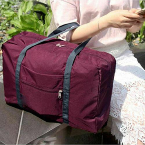 Foldable Luggage Travel Pouch Bag