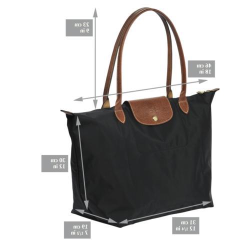 Free Pliage Large Bag black
