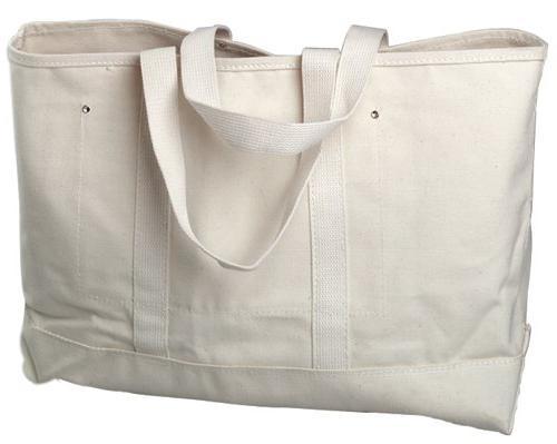 Heavy Duty Canvas Tote Bag 28 Inch