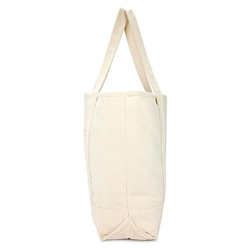"""22"""" Duty Tote Bag with Pocket"""