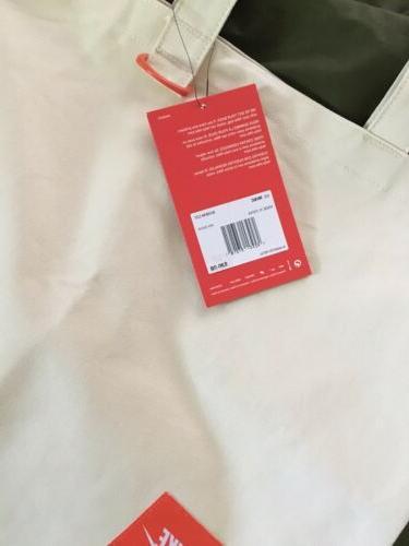 Nike Heritage Casual Tote/Bag GFX Khaki 120 Off Style