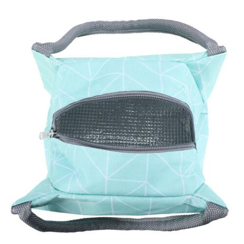 Insulated Lunch Picnic Women Tote Handbags