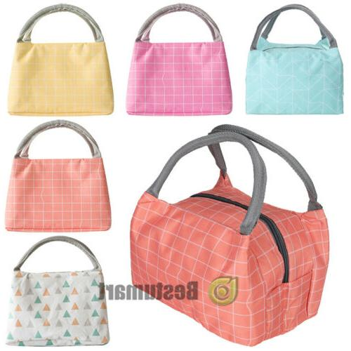 insulated lunch bag cooler picnic travel food