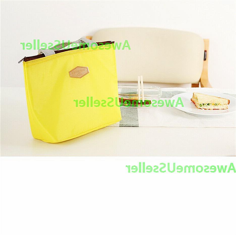 Insulated Bag Picnic Box Women Handbags