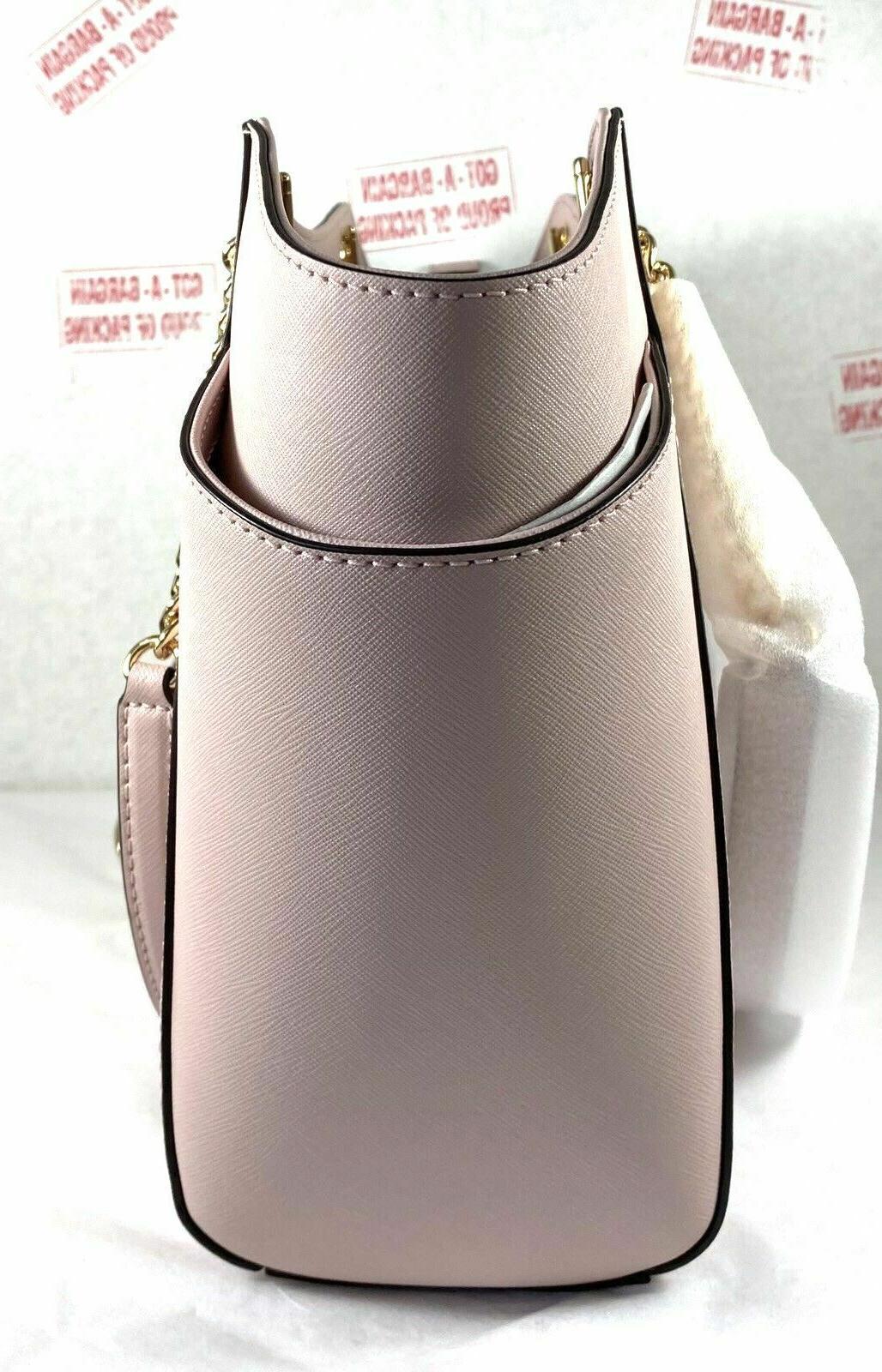 Michael Kors Chain Saffiano Large Shoulder