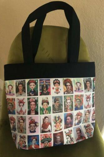Frida Bag With Loteria