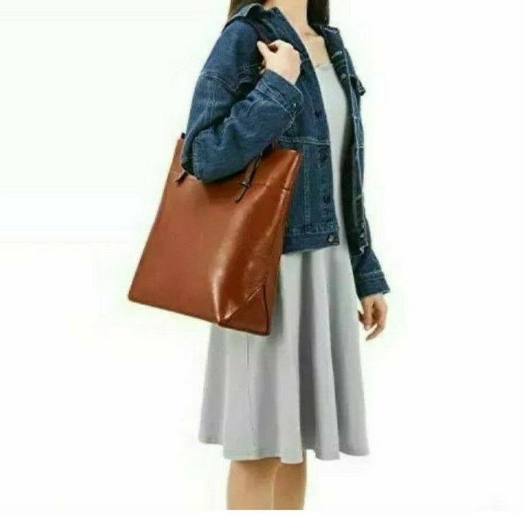 Kattee Genuine Tote Shoulder Bag Adjustable