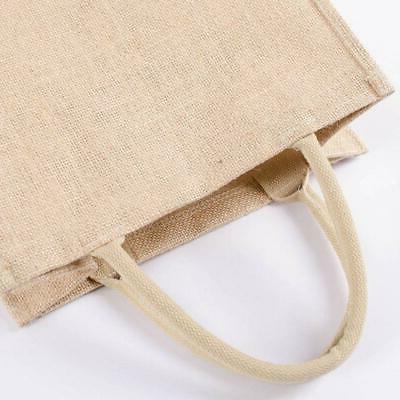 Kitchen Reusable Natural Burlap Bag Bag Organizer