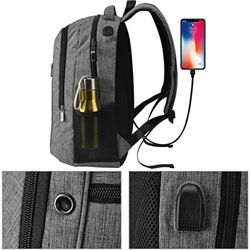 Backpack for Student,Travel Backpack Port