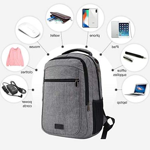 School Backpack,Fit 15.6 Backpack College Backpack with