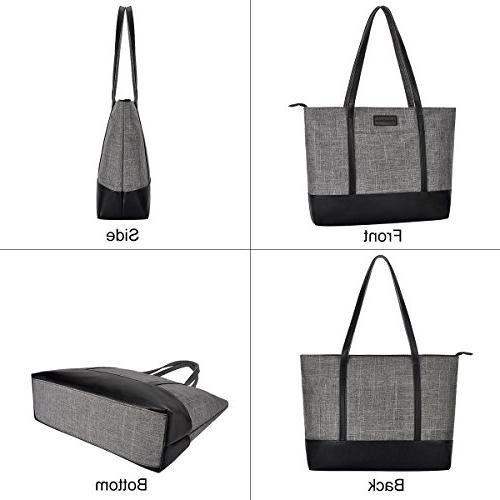 Laptop Tote 15.6 Resistant Shoulder Bag
