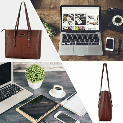 Laptop Stylish Tote Bag,Casual Work Tote Travel