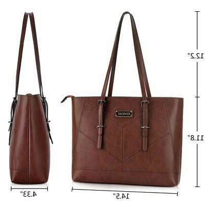 Laptop Stylish Tote for Work Travel