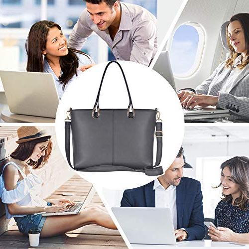Laptop Bag,15.6 Work Laptop for Women Large